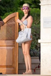 Lauren Silverman Bikini Candids - Barbados, December 2015