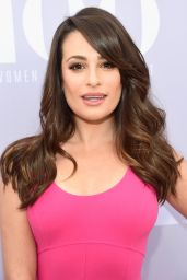 Lea Michele – 2015 Women in Entertainment Breakfast in Los Angeles