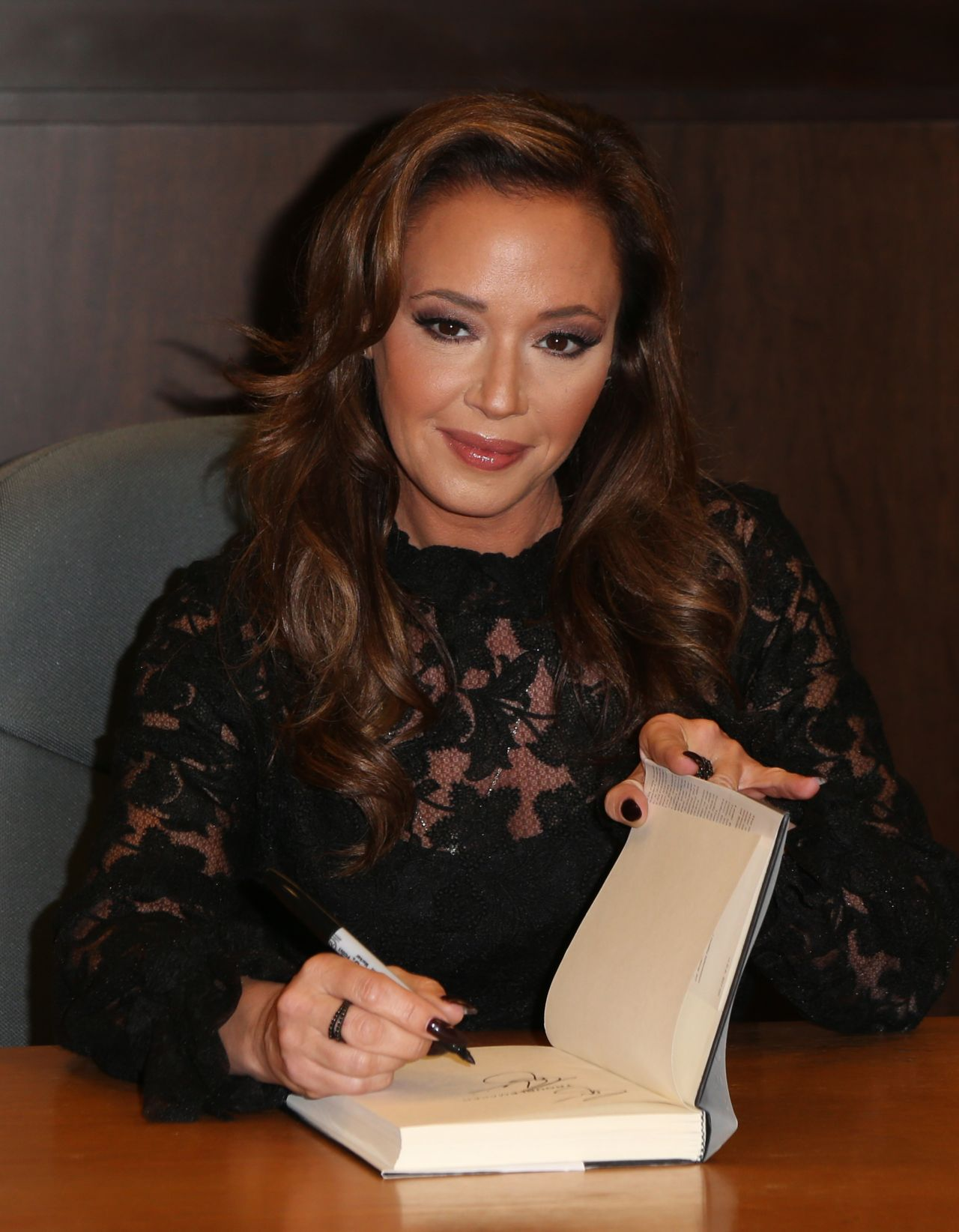 leah remini pronounce