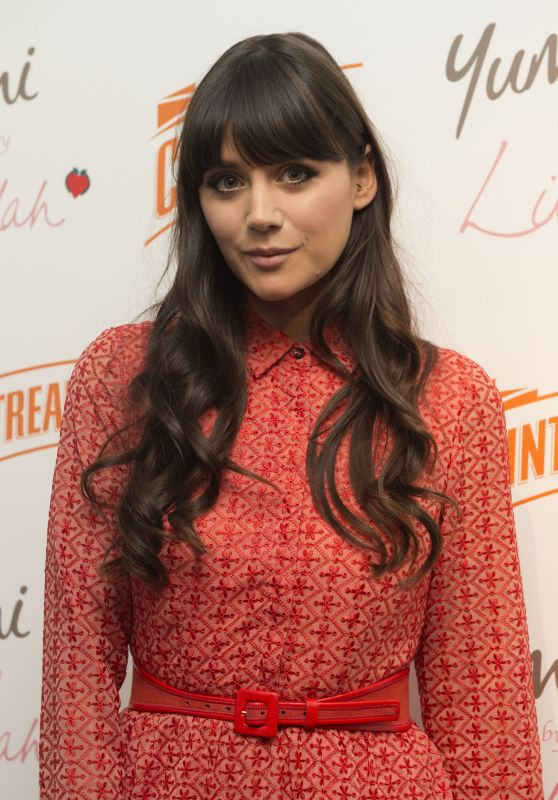 Lilah Parsons – Cointreau Launch party for Yumi By Lilah Spring/Summer 2016 Collection in London