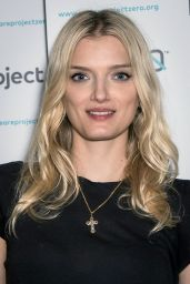 Lily Donaldson - Wave Makers: Fundraising Concert in London 12/16/2015