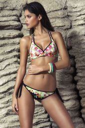 Lini Kennedy Oliveira Bikini Pics - Paladini Collection 2015