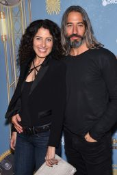 Lisa Edelstein – Cirque du Soleil's 'Kurios – Cabinet of Curiosities' Opening Night in Los Angeles 12/9/2015