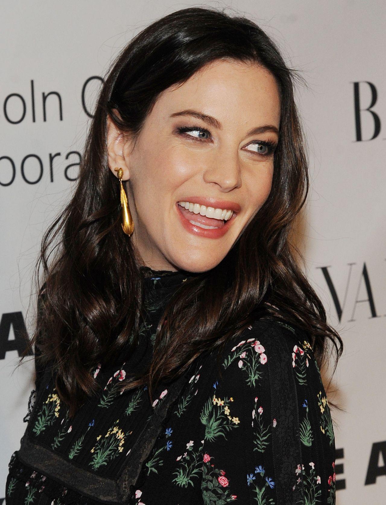 Liv Tyler – 'An Evening Honoring Valentino' Gala in New ... Liv Tyler
