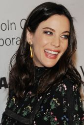 Liv Tyler – 'An Evening Honoring Valentino' Gala in New York City, 12-7-2015