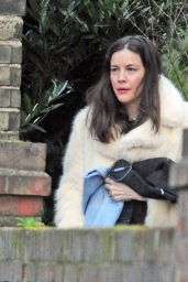 Liv Tyler - Out in London, December 2015