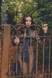 Liv Tyler - Vogue Magazine UK (November 2015 Issue and Pics