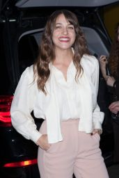 Lola Kirke - Out in New York, 12/9/2015