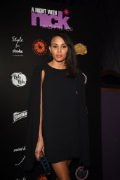 Louise Hazel – A Night With Nick Held at Rahrah Room, Piccadilly in London