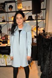 Louise Thompson – Launch of the To The Nine Store in London, December 2015