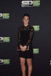 Lucy Bronze – 2015 BBC Sports Personality of the Year Award at Odyssey Arena in Belfast, Northern Ireland