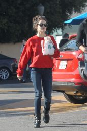 Lucy Hale - Out in Los Angeles 12/19/2015