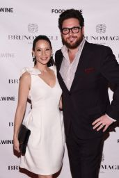 Lucy Liu - Bruno Magli Presents A Taste Of Italy Co-Hosted By Food & Wine & Scott Conant in New York City