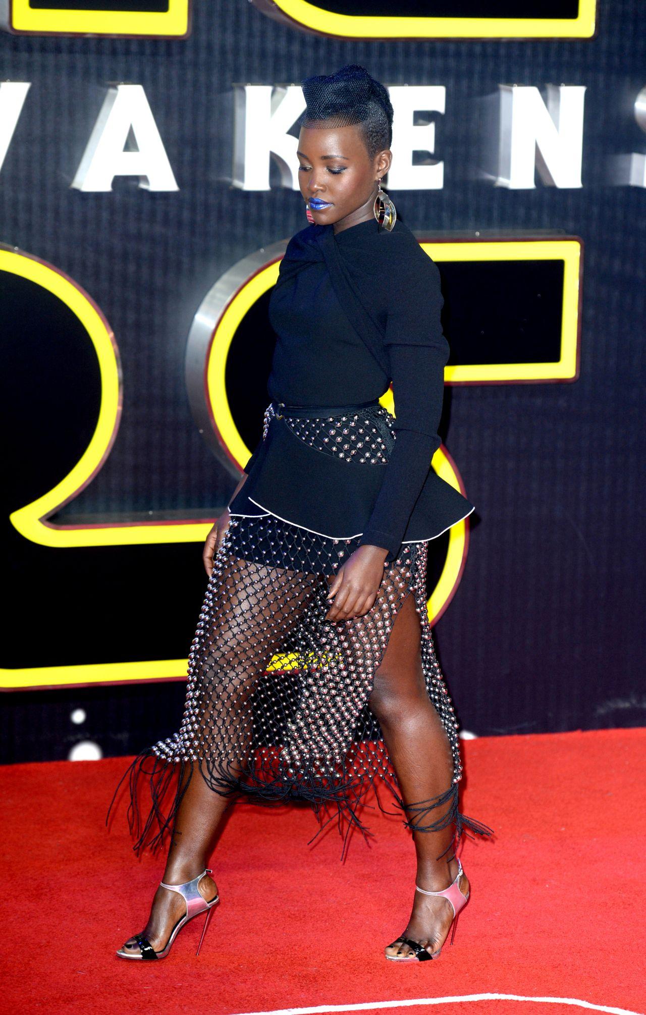 Lupita Nyong O Fashion Style