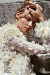 Magdalena Frackowiak - Elle Magazine Italia January 2016 Issue