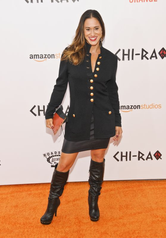 Maija Garcia - CHI-RAQ: A Spike Lee Joint Movie Premiere in New York