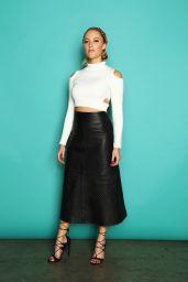 Maika Monroe - Photo Shoot for iHeartRadio Jingle Ball 2015