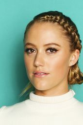 Maika Monroe - Photo Shoot for iHeartRadio Jingle Ball 2015