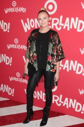 Malin Akerman – Target Wonderland in New York, 12-7-2015