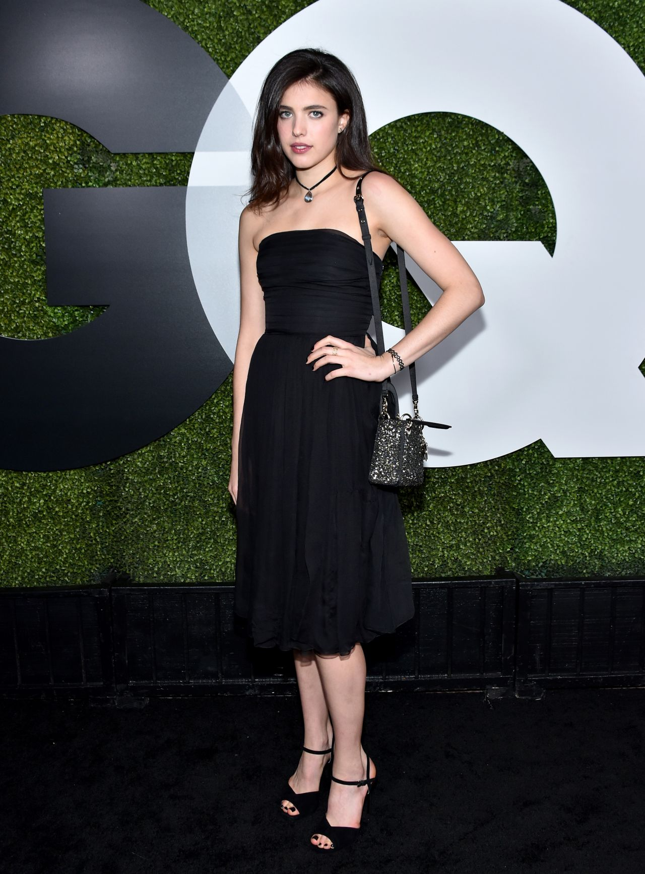 Margaret Qualley 2015 Gq Men Of The Year Party In Los