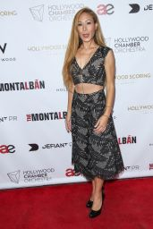 Marni Penta – Hollywood Chamber Orchestra Debut Performance in Los Angeles 12/11/2015