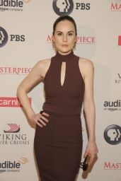 Michelle Dockery – 'Downton Abbey' Screeninig in NYC, December 2015