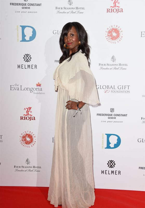 Michelle Gayle – 2015 Global Gift Gala at the Four Seasons Hotel London at Park Lane