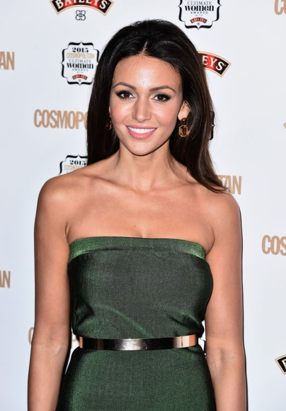 Michelle Keegan - 2015 Cosmopolitan Ultimate Women of the Year Awards in London
