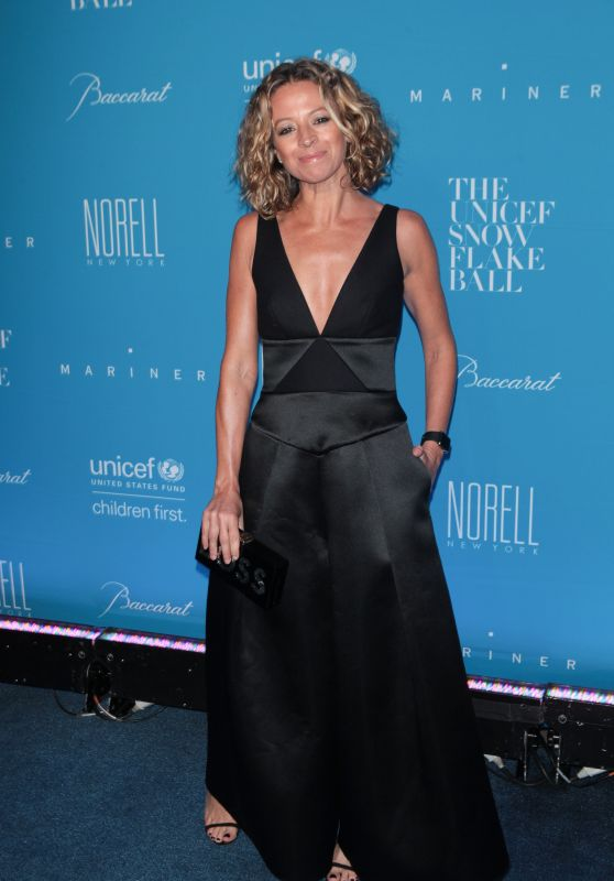 Michelle Smith – 2015 UNICEF Snowflake Ball in New York City