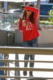 Mila Kunis - Out in Studio City, December 2015