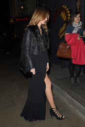 Millie Mackintosh at In Style magazine Project 13 Wrap Party in London, 12/1/2015