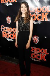 Miranda Cosgrove - School Of Rock Broadway Opening Night in New York, December 2015