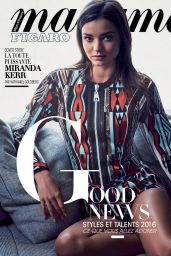 Miranda Kerr - Madame Figaro Magazine December 2015 Issue