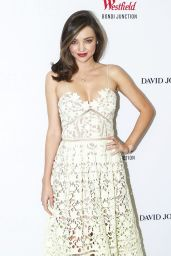 Miranda Kerr - Promoting Her Kora Skincare Range in Sydney, December 2015