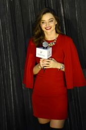 Miranda Kerr - Swarovski Light-Up Ceremony in Shanghai, 12-7-2015