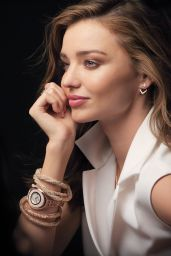 Miranda Kerr - Swarovski Spring/Summer 2016 Collection Campaign