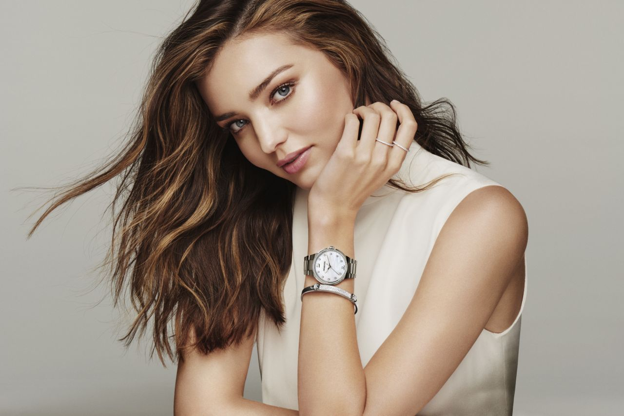 Miranda Kerr – Swarovski Spring/Summer 2016 Collection Campaign Miranda Kerr