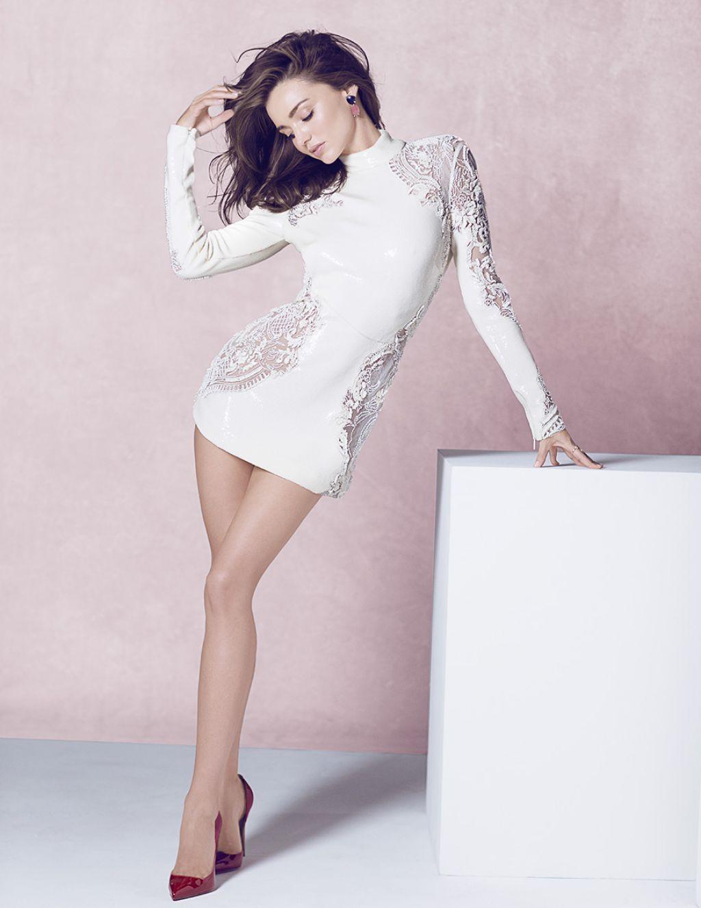 Miranda Kerr - Vogue Magazine Thailand December 2015 Pics миранда керр