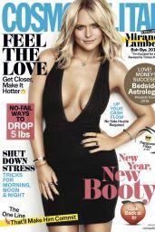 Miranda Lambert - Cosmopolitan Magazine January 2016 Cover