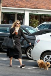 Mischa Barton - Out in Beverly Hills, December 2015