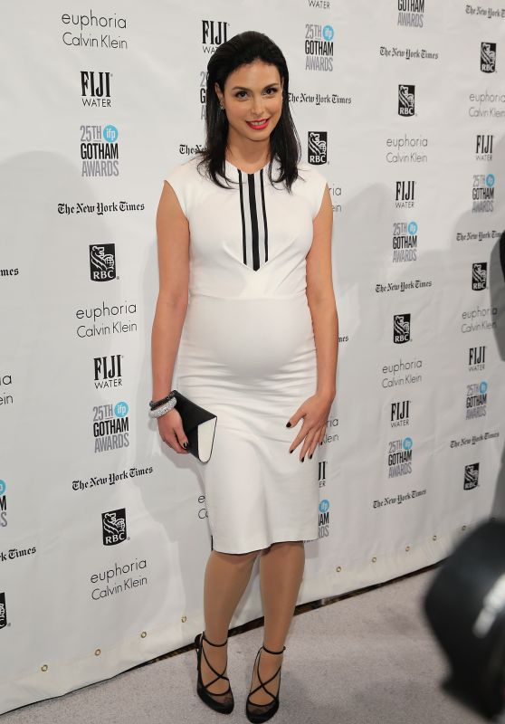 Morena Baccarin - 2015 IFP Gotham Independent Film Awards in New York