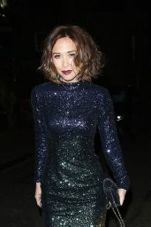 Myleene Klass - Heading to Piers Morgan