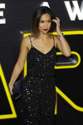 Myleene Klass – Star Wars: The Force Awakens Premiere in London
