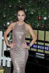 Myleene Klass Unveils the World