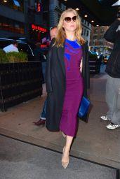 Natalie Dormer - Out in NYC, December 2015