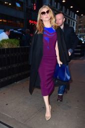 Natalie Dormer - Out in NYC, December 2015