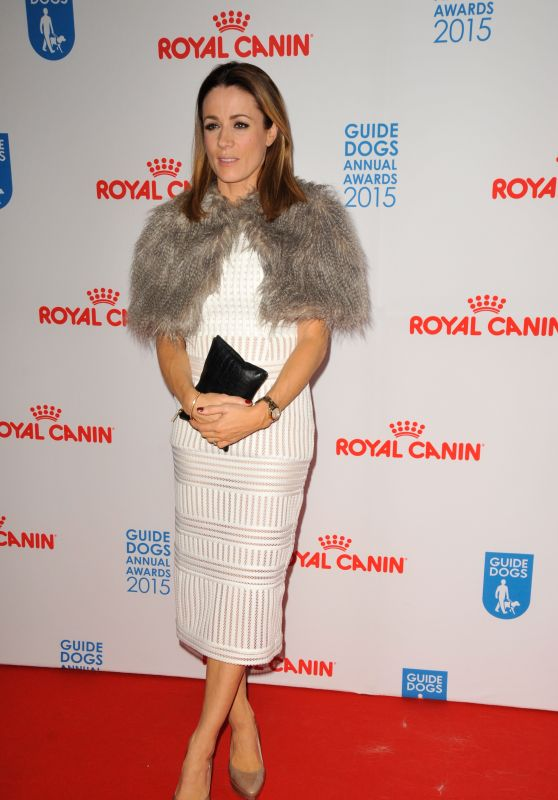 Natalie Pinkham - 2015 Guide Dogs Annual Awards in London