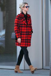 Nicky Hilton Street Style - Out in Los Angeles 12/25/2015