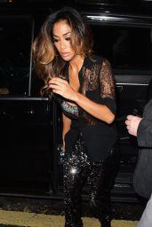 Nicole Scherzinger Night Out Style - London 18/12/2015