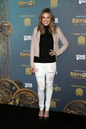 Nikki Moore – Cirque du Soleil's 'Kurios – Cabinet of Curiosities' Opening Night in Los Angeles 12/9/2015